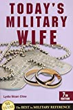 img - for Today's Military Wife by Lydia Sloan Cline (2014-09-15) book / textbook / text book