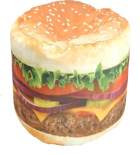 Wow Works Hamburger Beanbag 86776A product image