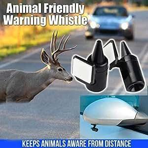 Amazon.com: Jessie Storee Silbato de advertencia de ciervo ...