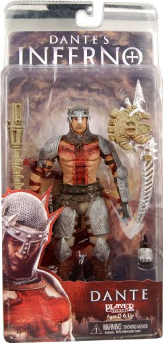"Dante's Inferno ""Dante"" 7"" Action Figure Player Select"