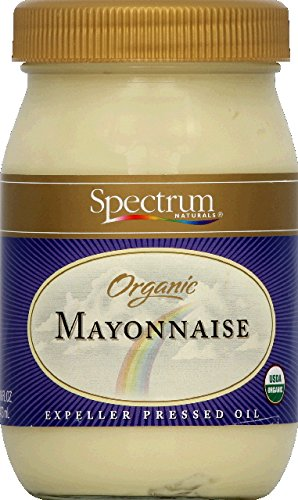 Spectrum Naturals Mayonnaise Soy Org