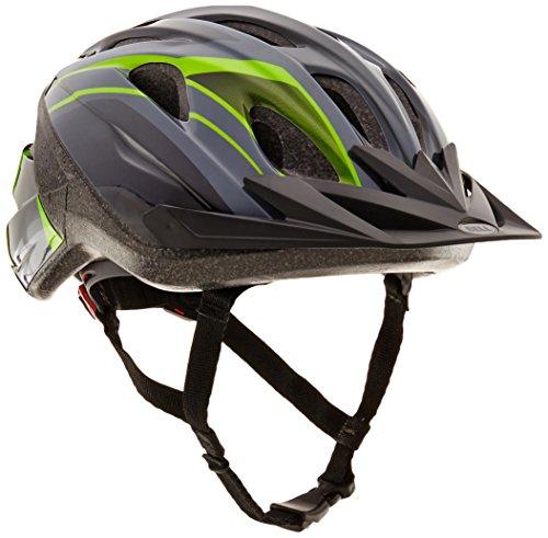 Bell Youth Black Green Instinct Banter Helmet