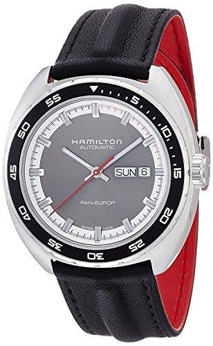 HAMILTON watch Pan Europ Automatic H35415981 Men's [regular imported goods]