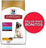 Ração Hill's Science Diet para Cães Adultos com Pele Sensível - Pedaços Pequenos - 2