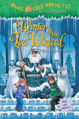 Winter of the Ice Wizard (Magic Tree House) by Mary Pope Osborne (1-Dec-2011) Paperback