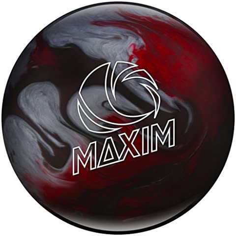 Ebonite Maxim PRE-DRILLED Captain Odyssey Bowling Ball