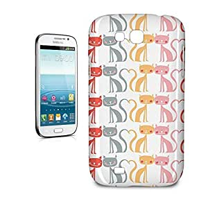 Phone Case For Samsung Galaxy Grand GT-I9128 - Kitty Love Snap-On Protective
