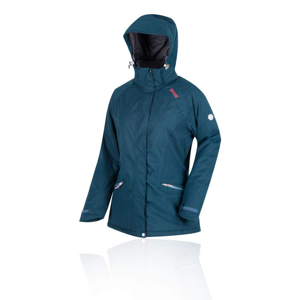 Regatta Damen Highside Iii Waterproof and Breathable Insulated Jacke