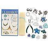 Jewelry Basics Class In A Box Kit, Bright Glass