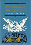 The Almanac of American Letters, Nelson, Randy F., 0865760187