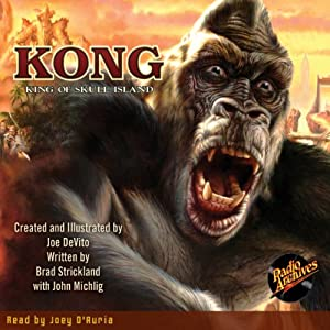 Kong Audiobook