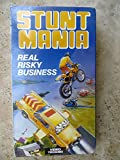 Stunt Mania - Real Risky Business- VHS