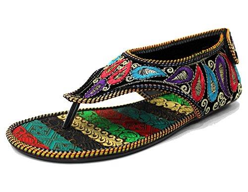 Donna Step Style Sandali Ss211 Multicoloured N rIqnqZwx7