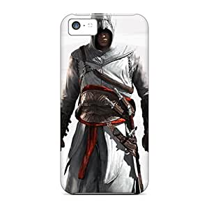 DannyLCHEUNG Iphone 5c Excellent Cell-phone Hard Cover Custom High Resolution Assassins Creed Pattern [wAH18955cIZq]