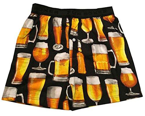 Fun Beer Boxer Shorts