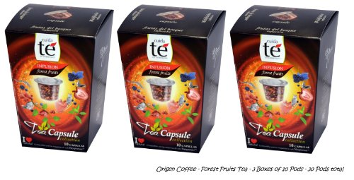 nespresso compatible tea - 5