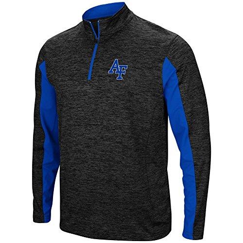 Colosseum Performance Air Force Academy Falcons Men's Lightweight Jacket Windshirt ()