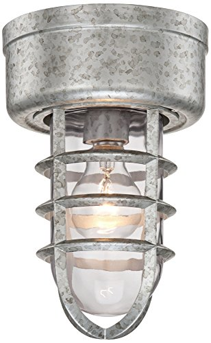 Nautical Outdoor Lighting Galvanized - 4