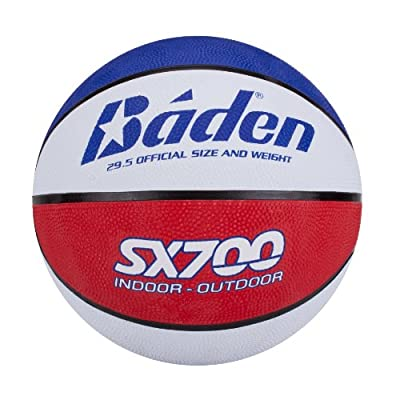 BR40001C-F-66 Baden Official Rubber Basketball