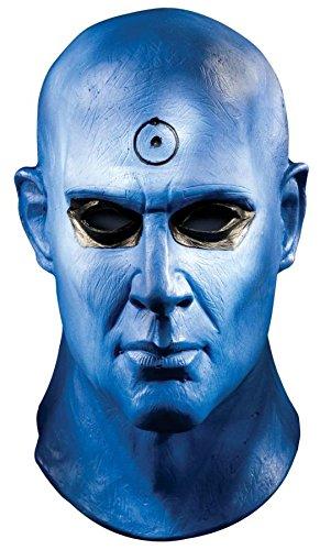 Manhattan Dr Costume (Watchmen Dr. Manhattan Deluxe Latex)