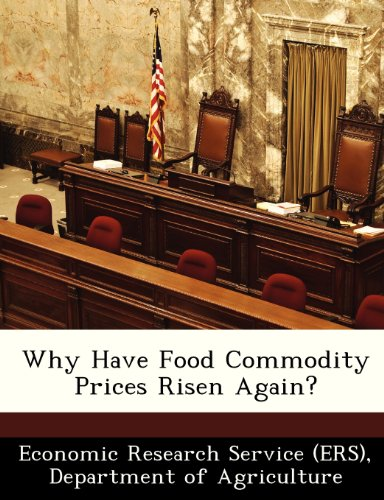 Why Have Food Commodity Prices Risen Again? cover