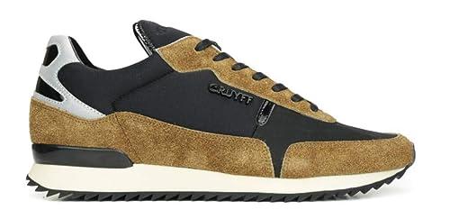 Cruyff Classics Ripple Runner - Zapatillas Bajas Hombre Negro Talla 45: Amazon.es: Zapatos y complementos