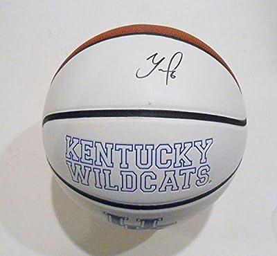 Terrence Jones Signed Kentucky Wildcats Logo Basketball w/COA - Autographed College Basketballs