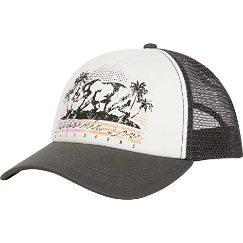 Billabong Women's Retro Bear Hat, Charcoal, ONE