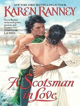A Scotsman in Love by [Ranney, Karen]