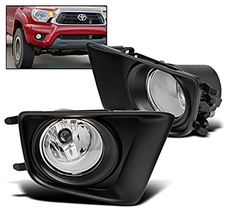 Amazon 2012 2015 toyota tacoma oem style replacement fog lights 2012 2015 toyota tacoma oem style replacement fog lights with 6000k hid conversion kit publicscrutiny Image collections