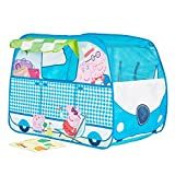 Peppa Pig Campervan Pop-Up Play Tent (Dispatched From UK)