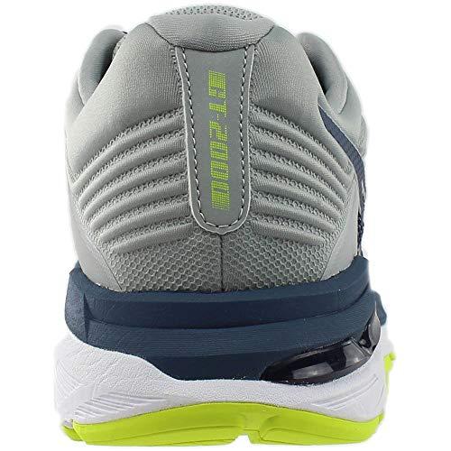 ASICS GT-2000 6 Men's Running Shoe, Dark Blue/Dark Blue/Mid Grey, 6.5 M US by ASICS (Image #2)