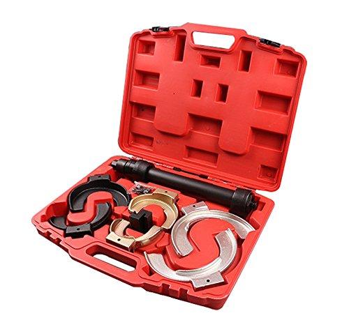 TECHTONGDA Shock Absorber Spring Compressor Tool Fork Strut Coil Spring Compressor Tool by TECHTONGDA (Image #2)