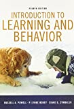 Introduction to Learning and Behavior, Powell, Russell A. and Honey, P. Lynne, 111183430X
