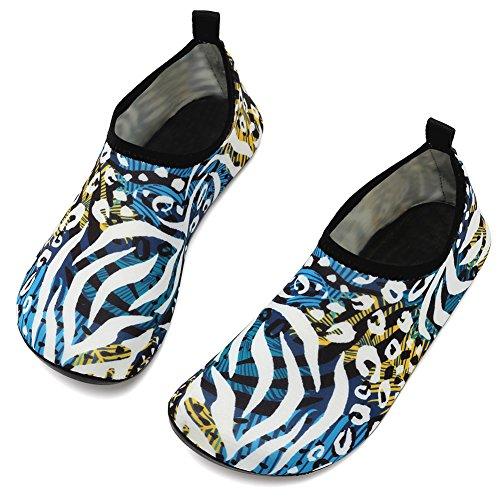 Kids Men Slip Jungle Dry VIFUUR Water Women Quick Barefoot Socks Shoes Yoga Sports Aqua on for qq6Rxpw7