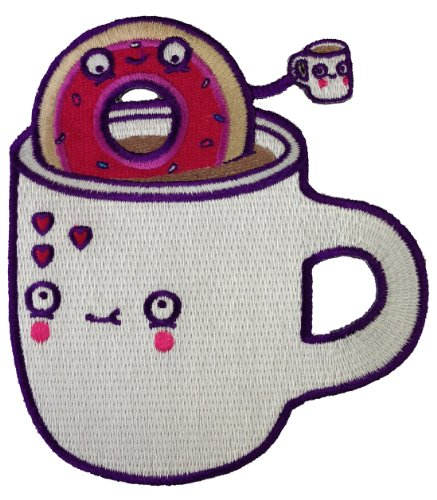 Randy Coffee Friends Sprinkle Applique product image