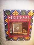 Medieval Cross Stitch Samplers, Angela Wainwright, 0304344427