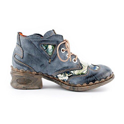 0a034bdfb9b324 TMA SEELENlook Damen 5155 Knöchel-Schuhe  Amazon.de  Schuhe   Handtaschen