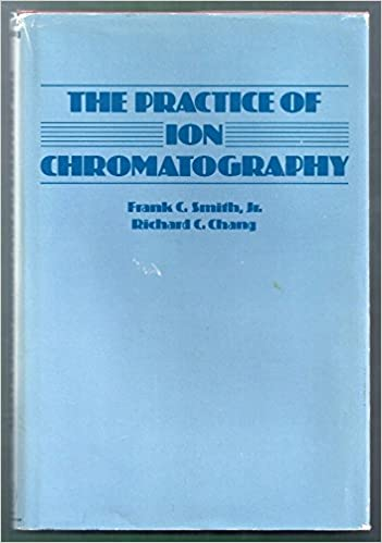 Ion Chromatography Book