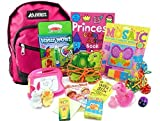 The Pack by Fun On The Fly - Travel Toy Activity Bag for Girls Ages 3 & Up