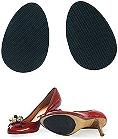 Self-Adhesive Anti-Slip Stick On Shoe Grip Non-slip Pads Sole Protectors CB