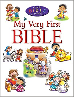 Book My Very First Bible (Candle Bible for Toddlers)