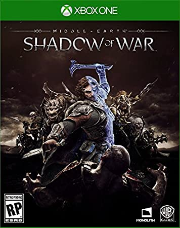 Middle-Earth: Shadow Of War - Pre-load - Xbox One [Digital Code]