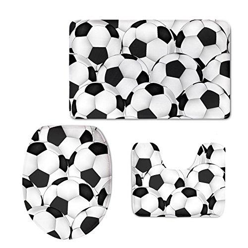 Soccer Ball Rug - 8