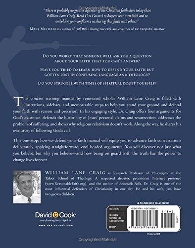 On Guard: Defending Your Faith with Reason and Precision: William Lane  Craig, Lee Strobel: 8601400079485: Amazon.com: Books