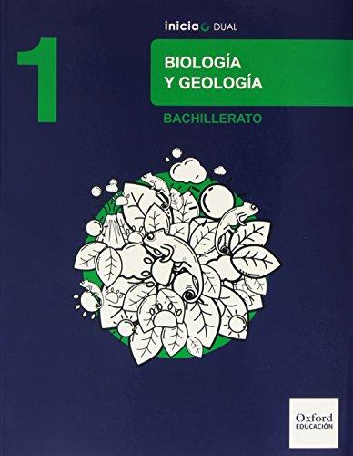 Biología Y Geología. Libro Del Alumno. Bachillerato 1