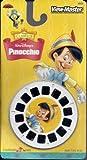 Walt Disney's Pinocchio View-Master 3 Reel Set