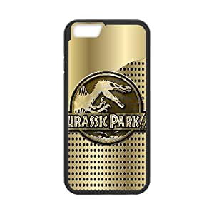 Jurassic Park for iPhone 6 Plus 5.5 Inch Cell Phone Case & Custom Phone Case Cover R67A651321