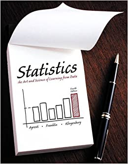 Statistics the art and science of learning from data 4th edition statistics the art and science of learning from data 4th edition livros na amazon brasil 9780321997838 fandeluxe Images