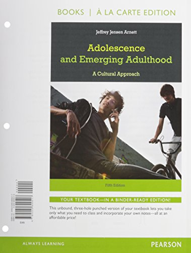 Adolescence+Emerging...(Loose) W/Access